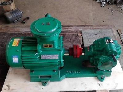 齿轮泵汽金海泵业油柴油易燃防爆齿轮泵 KCB960