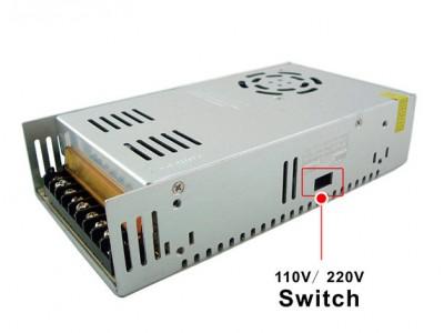 led照明电源,直流12V招牌发光字LED防水灯箱广告变压器