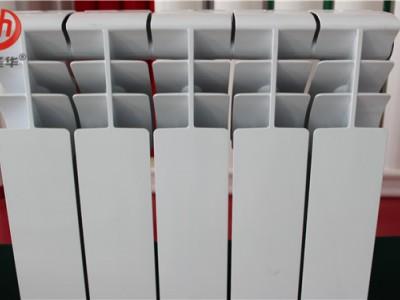 高压铸铝散热器ur7001-500双金属家用暖气片