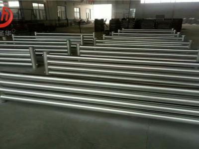 国标厂房专用散热器D76-3.5-3光面排管散热器