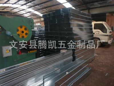 重庆梯式防火电缆桥架使用简单方便_腾凯