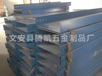 陕西大跨距防火电缆桥架厂家技术先进_腾凯