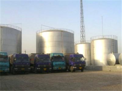 长期回收甲醇油