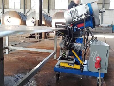 衡水装配式住宅钢构自动钢板坡口机