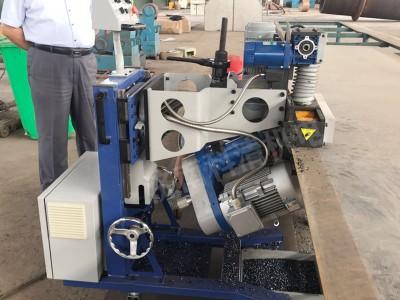 邯郸钢结构腹板双面坡口机自动行走钢板坡口机