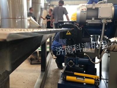 山东GMMA-100L压力容器厂专用自动行走铣边机