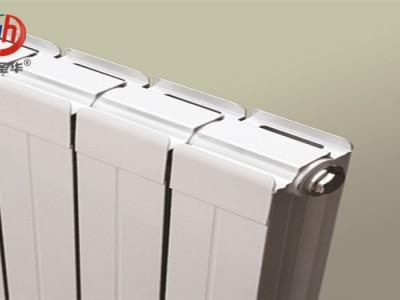 双金属钢铝复合散热器柱翼型散热器
