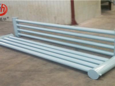 钢制光排面管散热器D76-3.5-4大水道散热器ab型