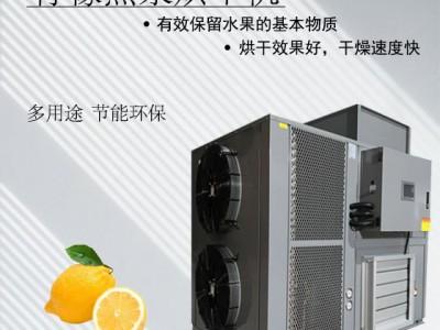 柠檬空气能烘干机水果烘干设备