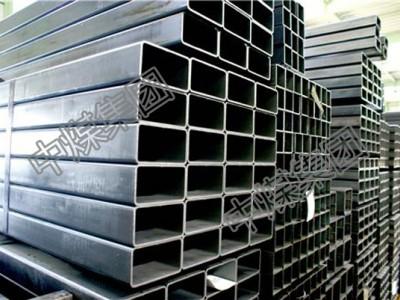 矿用矩管,中空矩形长条钢材,扁方管