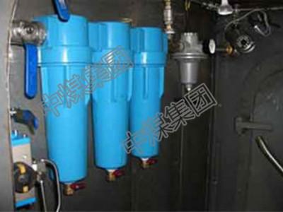 矿用气幕喷淋系统,避难硐室气幕喷淋系统