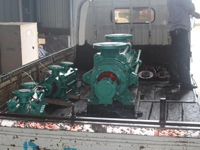 DG12-25*2锅炉给水泵  湖南中大水泵厂畅销品