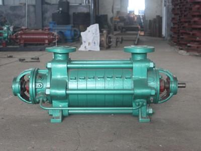 卧式锅炉给水泵 多级离心泵 DG12-50*4锅炉泵