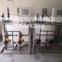 专业生产全自动小型加药装置 一体化混凝加药搅拌装置 价格