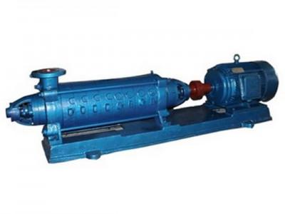湖南中大泵业80D12*8卧式多级离心泵 矿用泵