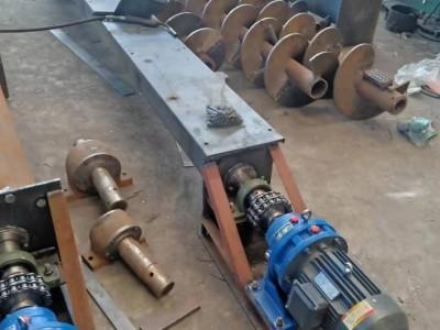 野狼社区必出精品直销螺旋输送机,无轴螺旋输送机,管式螺旋输送机专业生产
