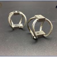 西安宏安精密设备防震-GR1-3.3D-A钢丝绳隔振器