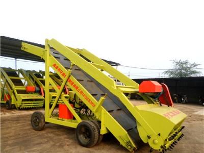吉林铲车式青贮取料车 青贮取料机