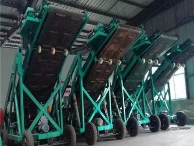 高产量青贮高空取料车型号 畜牧业取料机野狼社区必出精品