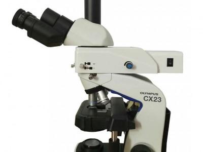 三凯新型医用光学显微镜 荧光显微镜 样本检测仪器