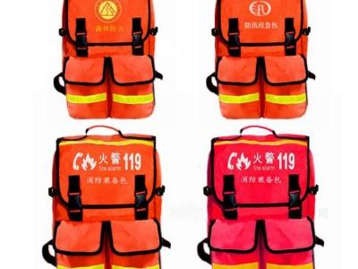 旅行应急包 森林防火消防救援装备应急包 山西户外野营应急包