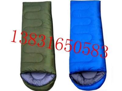 成人旅行露营用品户外保暖睡袋露营办公午休家居信封带帽睡袋