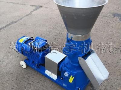 高产饲料颗粒机干湿饲料造粒机浩宇机械
