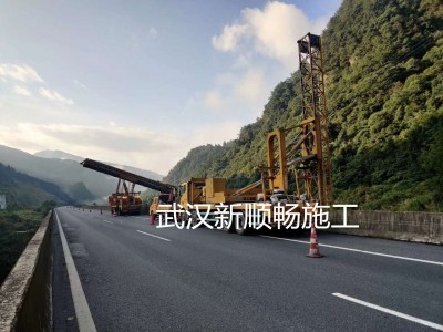 杭州桥检车出租-就找新顺畅