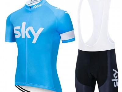 夏季骑行服短袖套装男女 山地自行车骑行服短裤装备单车服装
