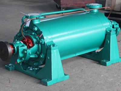 卧式多级锅炉给水泵 DG25-30*4锅炉泵 中大泵业