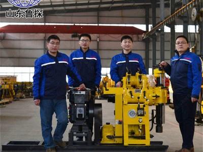 供应HZ-130Y水文地质水井钻机大功率打井设备钻井机