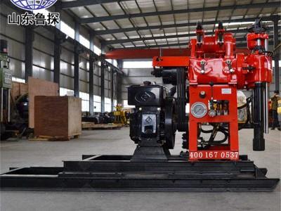 供应HZ-130YY家用液压挖井机 回转式打井设备钻井机