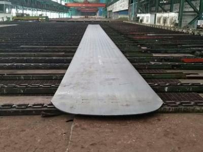 Q345qc钢板力学性能Q345qc桥梁板切割现货