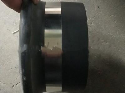 电线电缆级高强度车轮黑色高强稀土梯车轮绝缘梯车轮
