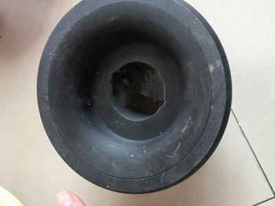 低压电动轨道轮平台高强度的聚氨酯橡胶轮轨道平车轮