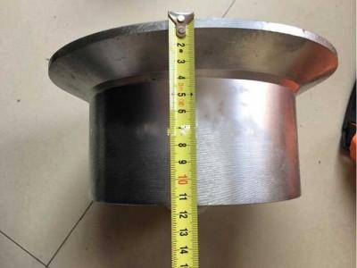 聚氨酯橡胶轮钢制梯车轮轨道式电动平车双边轨道轮实心轮