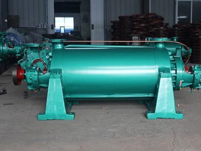 多级锅炉给水泵  DG45-80*10卧式多级锅炉给水泵