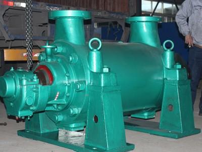 DG150-100*10卧式多级锅炉给水泵 多级泵 中大泵业