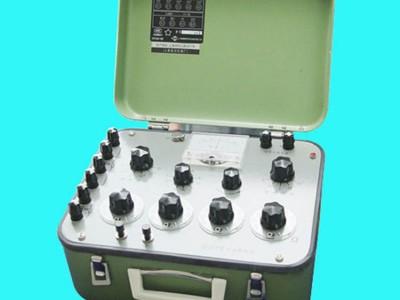 现货直销电阻试验仪QJ-44直流单双臂电桥直流电阻电桥测试仪