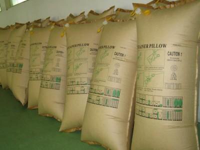 集装箱货物填充气袋 牛皮纸充气袋