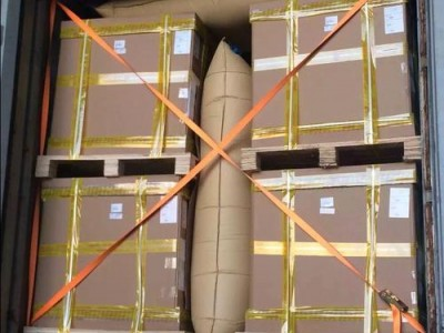 100*160缓冲气袋 集装箱充气袋销售 牛皮纸充气袋