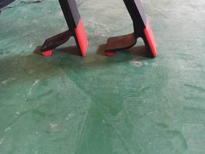 导料槽防溢裙板Y200*16 聚氨酯双层裙边 输送机护皮