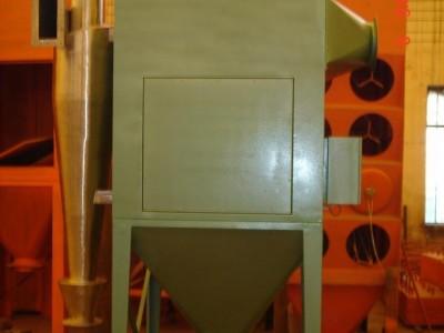厂家直销 布袋除尘器定制 单机除尘器