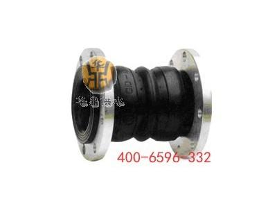 达州华鼎可曲挠双球橡胶接头性能与特点