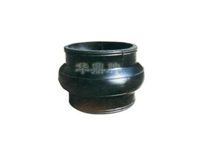 淮西华鼎卡箍式橡胶接头经久耐用