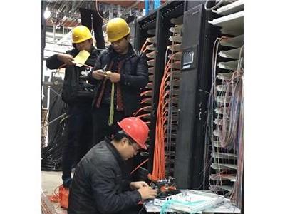 广州数据中心机房建设搬迁改造配电系统设计