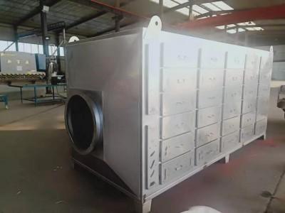 衡水活性炭吸附脱附催化燃烧设备生产厂家
