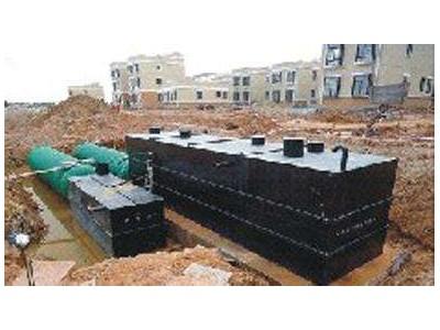 衡水地埋式污水处理设备生产厂家 小区污水处理设备