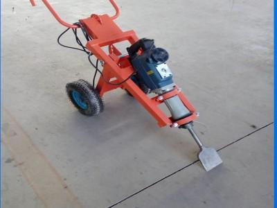 手推式瓷砖铲除机 家用瓷砖去除机 局部换瓷砖铲除机