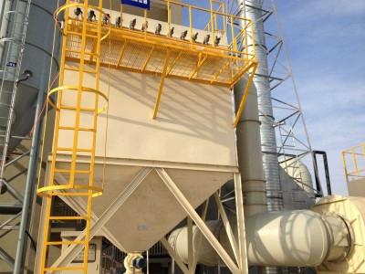 兰昊厂家供应 布袋除尘器设备和配件